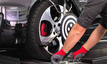 3d wheel alignment in coimbatore