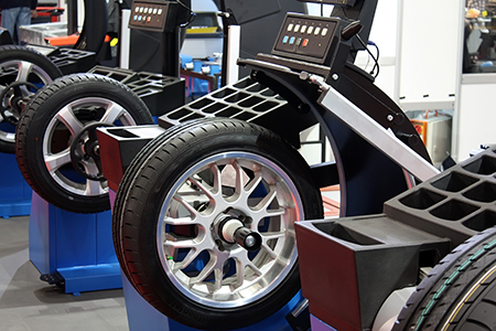 wheel alignment and balancing cost in coimbatore